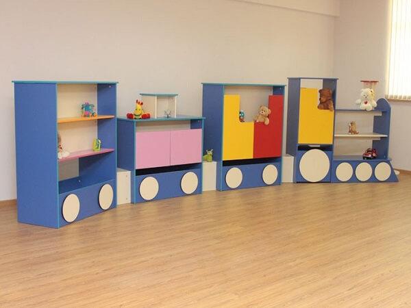Игровая мебель для детского сада на заказ