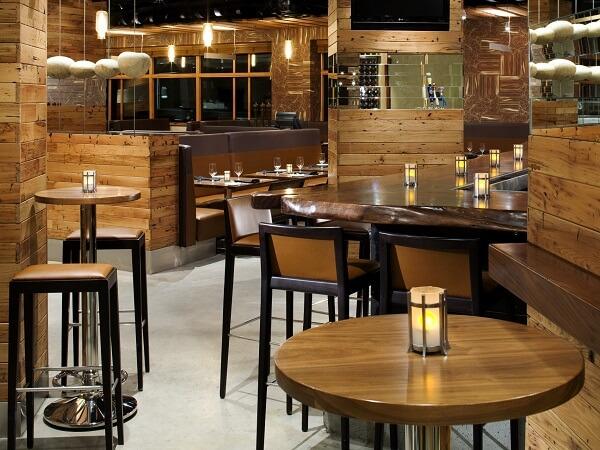 Мебель для кафе в современном стиле на заказ