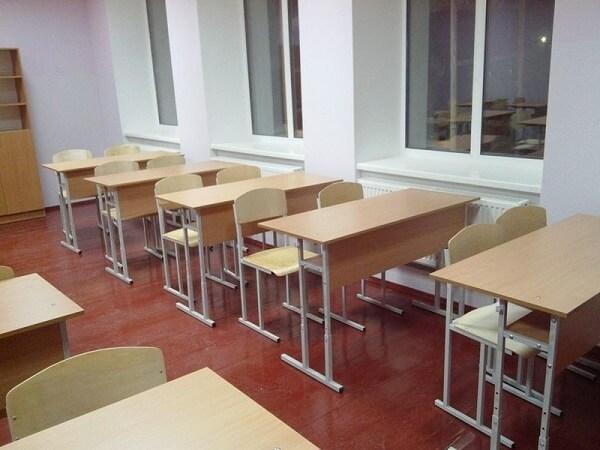 Столы и стулья для школы на заказ